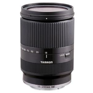 タムロン ソニー ミラーレス一眼カメラシリーズ「Eマウント」用高倍率ズームレンズ ブラック B011SE BK [B011SEBK] edioncom