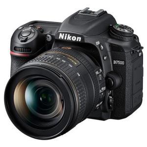 ニコン デジタル一眼レフカメラ・18-140 VR レンズキット D7500LK18140 [D75...