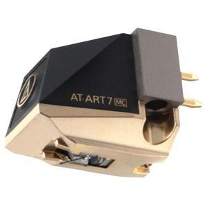 オーディオテクニカ 空芯MC型(デュアルムービングコイル)ステレオカートリッジ AT-ART7 [ATART7]