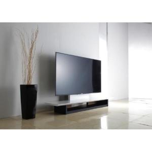 朝日木材 〜65V型まで対応 テレビ台 ホワイトハイグロス AS-WF1500 [ASWF1500]|edioncom