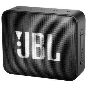 JBL ウォータープルーフ対応Bluetoothスピーカー ブラック JBLGO2BLK [JBLGO2BLK]|edioncom