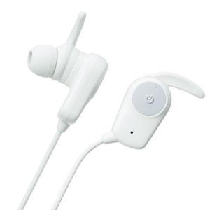 サンワサプライ Bluetoothステレオヘッドセット ホワイト MM-BTSH38W [MMBTS...