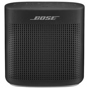 BOSE Bluetoothスピーカー ブラック SOUNDLINK COLOR II BLK [SOUNDLINKCOLOR2BLK]|edioncom