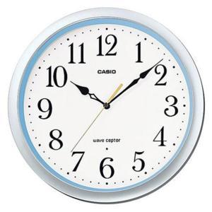 カシオ 電波掛時計 シルバー/ブルー IQ-4...の関連商品4