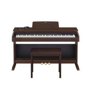 カシオ 電子ピアノ オークウッド調 AP-270BN [AP270BN]