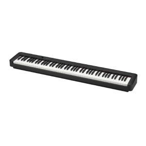 カシオ 電子ピアノ ブラック CDP-S100BK [CDPS100BK]