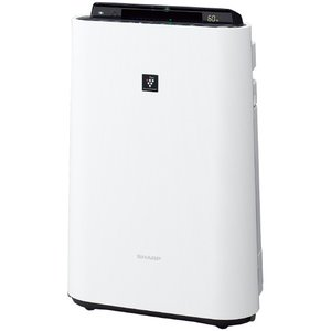 シャープ 加湿空気清浄機 ホワイト系 KCG5...の関連商品7