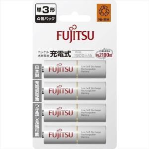FDK ニッケル水素電池 単3形 1.2V 4個パック 日本製 HR-3UTC(4B) [HR3UTC4B]|edioncom