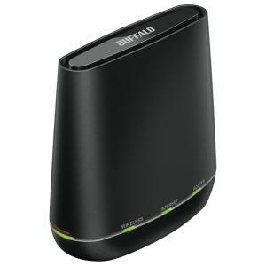 BUFFALO 11ac/n/a/g/b 866+300Mbps QRsetup 無線LAN親機 WCR-1166DS [WCR1166DS]