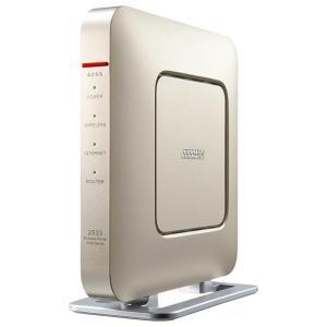 BUFFALO 11ac/n/a/g/b 1733+800Mbps 無線LAN親機 シャンパンゴールド WSR-2533DHP-CG [WSR2533DHPCG]