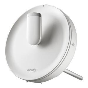 BUFFALO 無線LAN親機 11ac/n/a/g/b トライバンド パールホワイトグレージュ WTR-M2133HP [WTRM2133HP] edioncom
