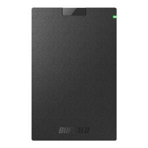 BUFFALO ポータブルハードディスク(1TB) ブラック HD-PCG1.0U3-BBA [HDPCG10U3BBA]|edioncom