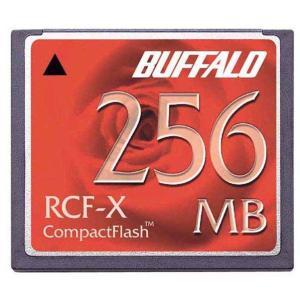 バッファロー コンパクトフラッシュ RCF-X256MY [RCFX256MY] edioncom