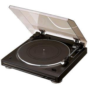 DENON レコードプレーヤー ブラック DP-29F-K [DP29FK]|edioncom