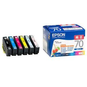 エプソン インクカートリッジ IC6CL70 [IC6CL70]|edioncom