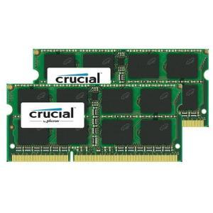 CFD DDR3L-1600対応 ノートPC用メモリ 204pin SO-DIMM(8GB×2枚組) W3N1600CM-8G [W3N1600CM8G]