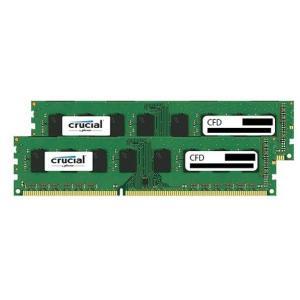 CFD DDR3-1600対応 デスクトップPC用メモリ 240pin DIMM(4GB×2枚組) W3U1600CM-4G [W3U1600CM4G]