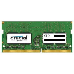 CFD DDR4-2400対応 ノートPC用メモリ 260pin SO-DIMM(4GB) D4N2400CM-4G [D4N2400CM4G]