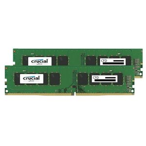CFD DDR4-2400対応 デスクトップPC用メモリ 288pin DIMM(4GB×2枚組) W4U2400CM-4G [W4U2400CM4G]