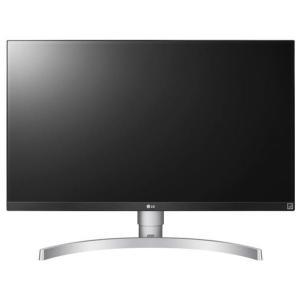 LG電子 27型4K対応液晶ディスプレイ 27UK650-W [27UK650W]