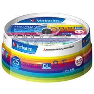 Verbatim データ用DVD-R DL 8....の商品画像