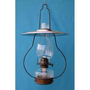 7分芯吊ランプ  1420  灯油ランプ