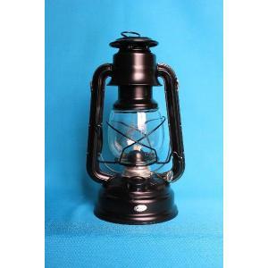 DIETZ 78 ハリケーンランタンブラック 4分芯ハード  L16330  灯油ランプ