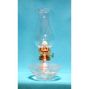 棒芯花口Lスタンドランプ  20120  灯油ランプ