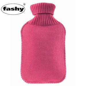 ファシー(FASHY) 湯たんぽ タートルネック・ピュア (ピンク)|edosho