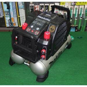 マキタ 45気圧・高圧専用エアコンプレッサ AC462XLHB 黒 タンク容量11L 新品|edougukann