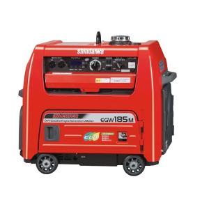 送料無料 一部地域除く 新ダイワ インバ-タ-エンジン溶接機 EGW185M-i 代引き不可 新品|edougukann