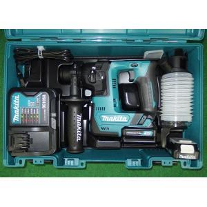マキタ製 10.8V-14mm SDSハンマドリル HR140DSHX 商品ページ