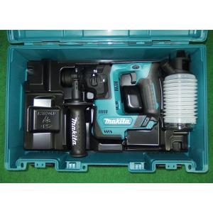 マキタ製 10.8V-14mm SDSハンマドリル HR140DZK 商品ページ