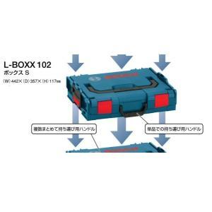 ボッシュ L-BOXXシステム L-BOXX102 ボックスS 新品 edougukann