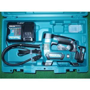 マキタ MP100DSH 10.8V充電式空気入れ 商品ページ