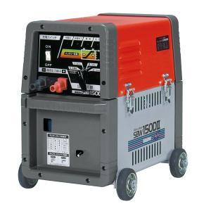 送料無料 代引不可 新ダイワ バッテリー溶接機 SBW150D2-MF メンテフリー 新品|edougukann