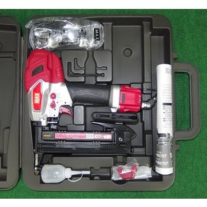 送料無料 一部地域除く 代引不可 マックス ダスタ付4mm常圧フロア釘打機 TA-238F3(D)/4MAフロア 新品|edougukann