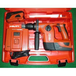 ヒルテイ・HILTI 充電式ハンマードリル TE4-A22 P2/5.2Ah コンボ 商品ページ
