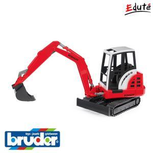 おもちゃ 車のおもちゃ ブルーダー bruder Schaeff HR16 ミニショベル BR02432 ショベルカー 働く車 車 誕生日プレゼント|edute