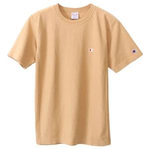 Champion チャンピオン リバースウィーブTシャツ 770/モカ C3-M306 メンズ|ee-powers