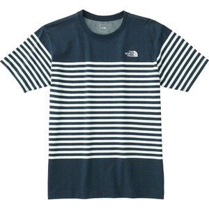 ノースフェイス THE NORTH FACE S/S CEO α Border Tee CM NT31713 メンズ|ee-powers