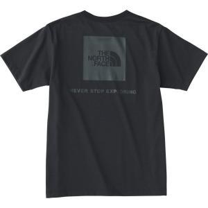 ノースフェイス THE NORTH FACE S/S Square Logo Tee K NT31850 メンズ|ee-powers