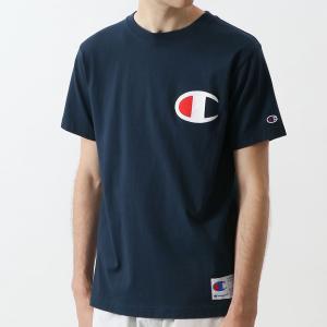 チャンピオン Tシャツ C3-F362 370(ネイビー) メンズ Champion T-SHIRT ee-powers