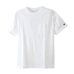 チャンピオン Tシャツ C3-M349 010(ホワイト) メンズ Champion T-SHIRT ee-powers