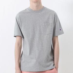 チャンピオン Tシャツ C3-M349 070(オックスフォードグレー) メンズ Champion T-SHIRT ee-powers
