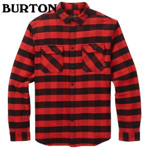 バートン Brighton Burly Flannel Fiery Buffalo Plaid 189731 スノーボード メンズ|ee-powers
