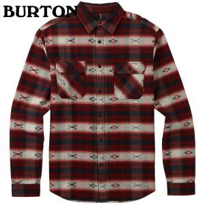 バートン Brighton Burly Flannel Fired Brick Azrek 189731 スノーボード メンズ|ee-powers