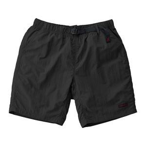 ウェア / 送料無料/グラミチ アウトドアパンツ SHELL PACKABLE SHORTS(シェル パッカブル ショーツ) Men's M ブラックの商品画像|ナビ
