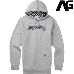 アナログ Analog Boerum Pullover Hoodie Gray Heather 190011 スノーボード ウェア メンズ|ee-powers