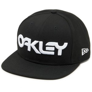 オークリー OAKLEY MARK II NOVELTY SNAP BACK 02E/BLACKOUT 911784-02E|ee-powers